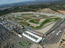 Metro Valencia circuito de Cheste GP motociclismo
