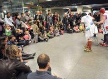 Metro Valencia organiza el concurso de dibujo Metro Nadal y Nanometro