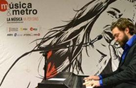 Metro valencia FGV conciertos gratis musica&metro