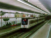 Vagon de metro valencia