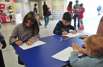 Metro Valencia actividades 2011 2012