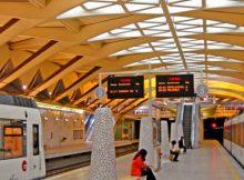 Metro Valencia estacion Alameda