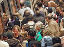 Entre Metro Valencia, ferrocarril y Tram Alicante, FGV sumó un total de 71.169.657 viajeros en 2011.
