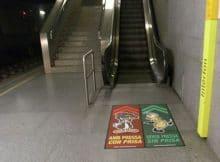 Metro Valencia accesibilidad y escaleras mecánicas