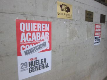 Huelga general metro valencia horarios