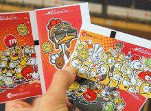 Edición especial de tarjetas Móbilis con diseño Socarrat Estudios
