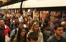 Huelgas en Metro Valencia