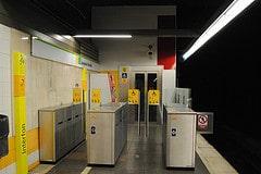 Interfonos en Metro Valencia