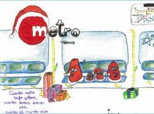 """Sobre el concurso de dibujo """"Nadal al Metro"""""""