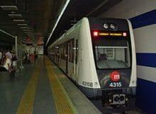 Metro Valencia con disminución en servicio de Semana Santa