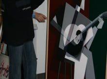 Exposición de arte en Metro Valencia
