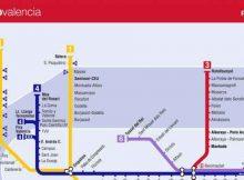 Metro Valencia comenta acerca de la nueva forma de avisos de problemas en lineas