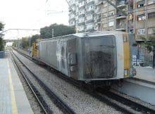 metro Valencia hoteles baratos