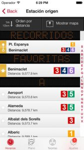 metro valencia app android apk