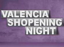 metro valencia shopening night